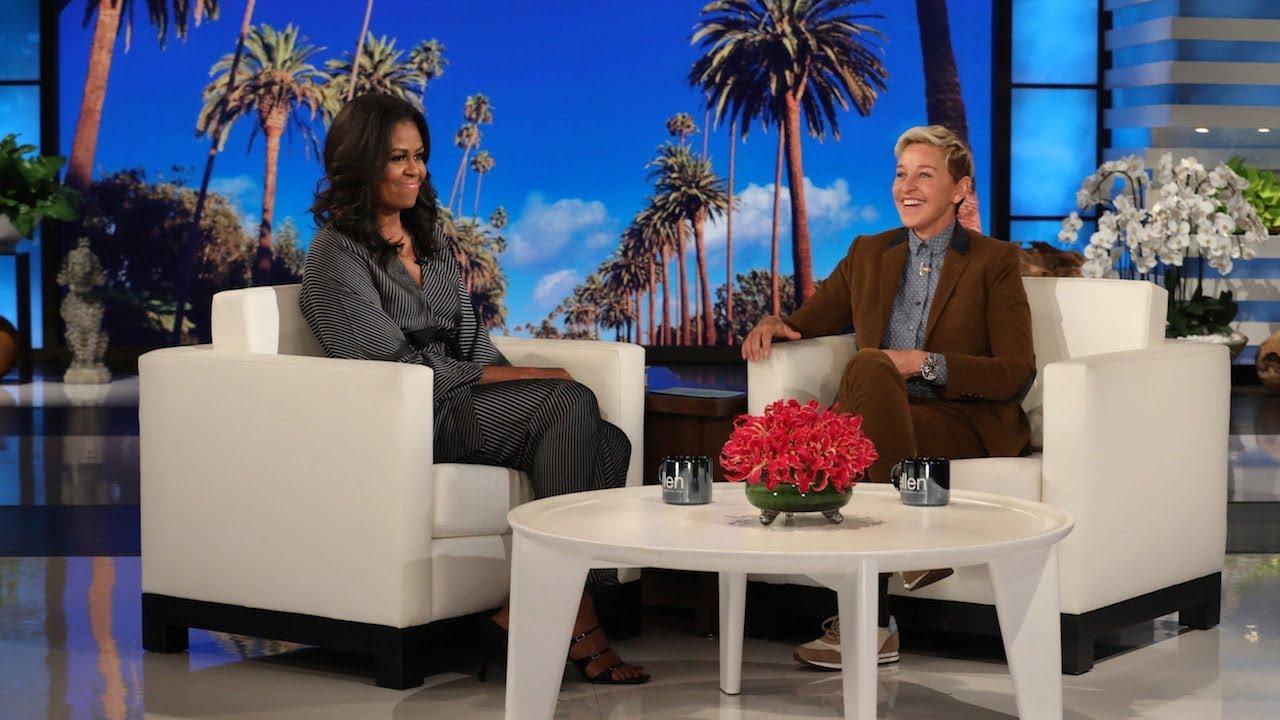Michelle Obama on Whose Inauguration Was Bigger