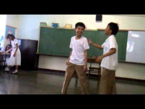 Franz Patrick Santos VS Vincent PE Dancing