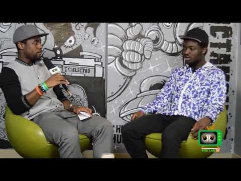 The LabTV interview with Young Phantom + Freestyle
