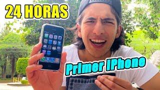 24 hrs con el primer iPhone (2G)