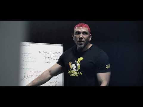 The Guerrilla Chemist Explains His Chemix Intra-Workout Formula