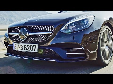 ► 2016 Mercedes-AMG SLC 43 - Design and Driving