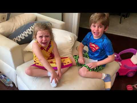 Making My Kids Cry On Purpose  Perez Hilton