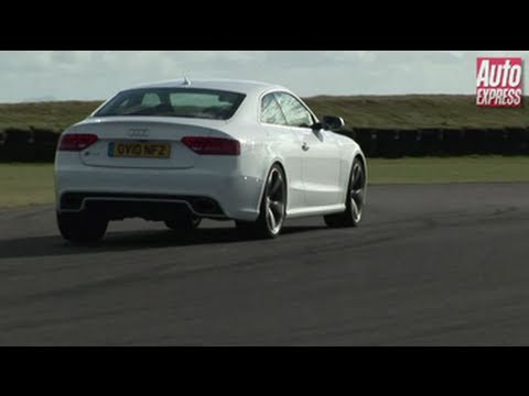 Audi RS5 review  - Auto Express Performance Car of the Year