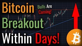 A Bitcoin Breakout Is Coming! SOON! - A Critical Time For Bitcoin! Binance Coin Hits ATH!