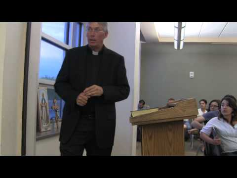 Mary - Disciple or Goddess?: Father Scott Mansfield 9/8/15