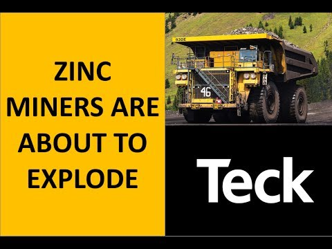 ZINC IS UP 70% BUT HAS STILL ROOM TO EXPLODE