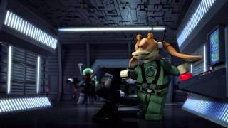LEGO. Star wars - Bombad bounty (2010) HDTVRip.720p