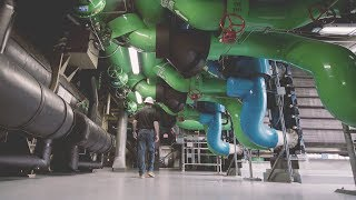 The Heartbeat of Campus: MIT's Central Utilities Plant (CUP)