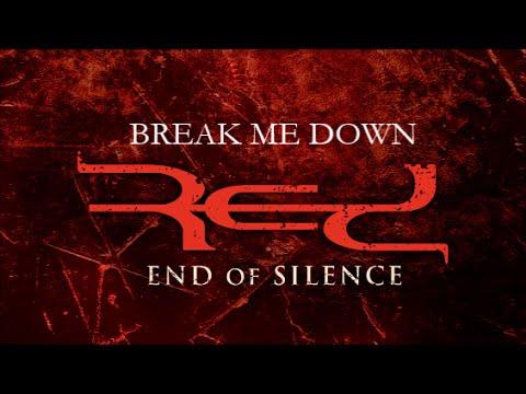RED - Break Me Down - Lyrics