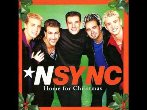 Nsync Merry Christmas,Happy Holidays