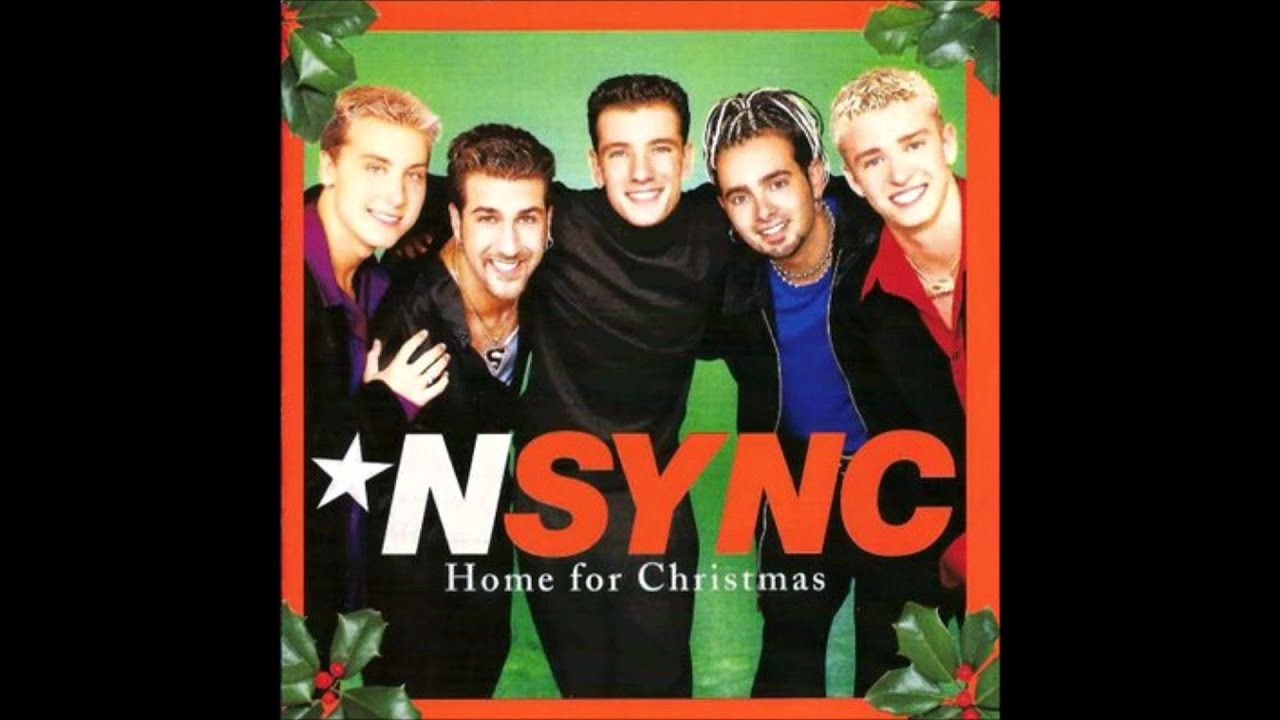 Nsync Merry Christmas,Happy Holidays - YouTube