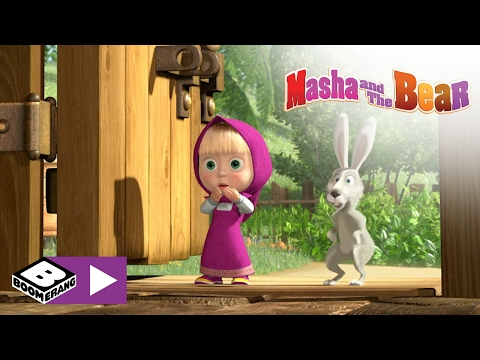 Masha and the Bear | Trading Places Day | Boomerang Africa