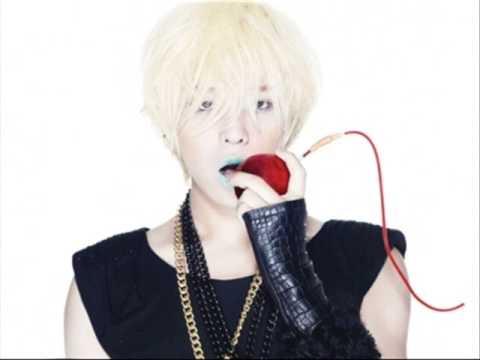 G-Dragon -  Boy   W/ Lyrcis