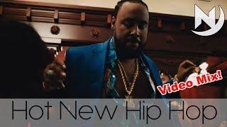 Hot New Hip Hop & Trap Rap Black RnB  Urban Mix January 2018 | Best New RnB Club Dance Music #40🔥