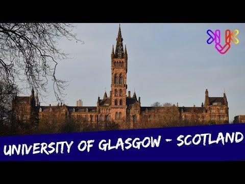 University of Glasgow | A Glasgow Egyetem az én Roxfortom