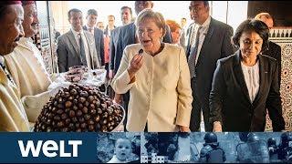 UN-MIGRATIONSPAKT: Kanzlerin Merkel hält Grundsatzrede in Marrakesch