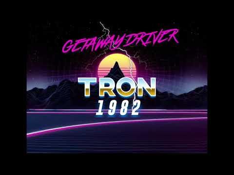 Getaway Driver - Tron 1982
