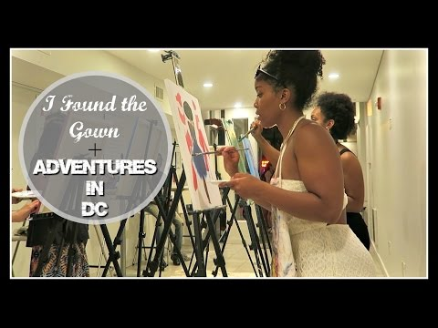 I Found the Gown + Adventures in DC! | July 2, 2016