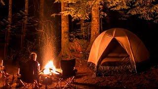 САмая бюджетная печка для обогрева палатки своими руками Из подручных средств