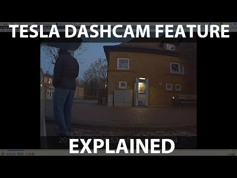 Tesla Dashcam Feature Explained