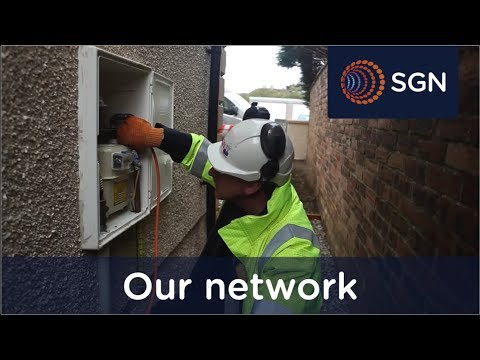 How to connect your property to our gas network | Our network | SGN
