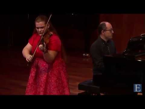 Ellinor D'Melon Tchaikovsky Violin Concerto 2+3 movs