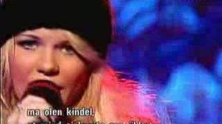 Kerli - Beautiful Inside (Live 2004)