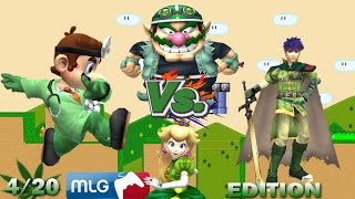 Super Weed Brothers Brawl 2: The MLG Squeal
