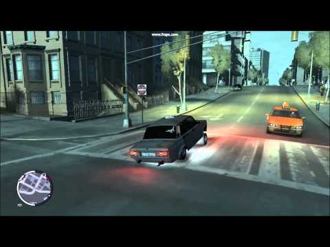 gta 4 avtos