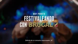 Todo el verano #FestivaleandoConBrugal