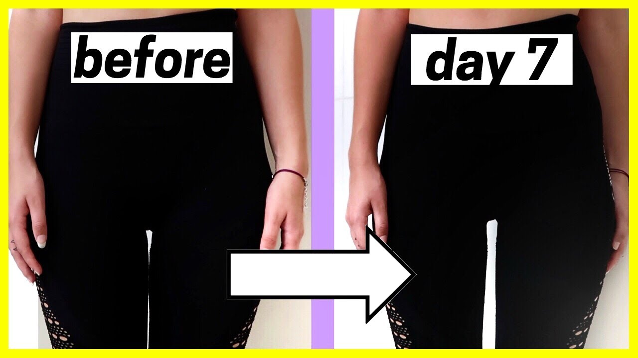 thigh gap vs no thigh gap