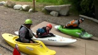 Weight Loss Plan - Eat Healthy, Fear and Kayaking