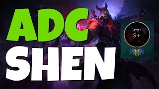how to play shen top lane s5