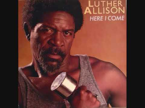 Luther Allison -Cat Blues
