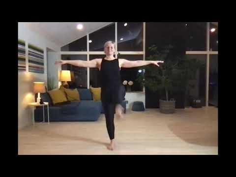 DGI Gymnastik - Rytmisk gymnastiktræning - øvede