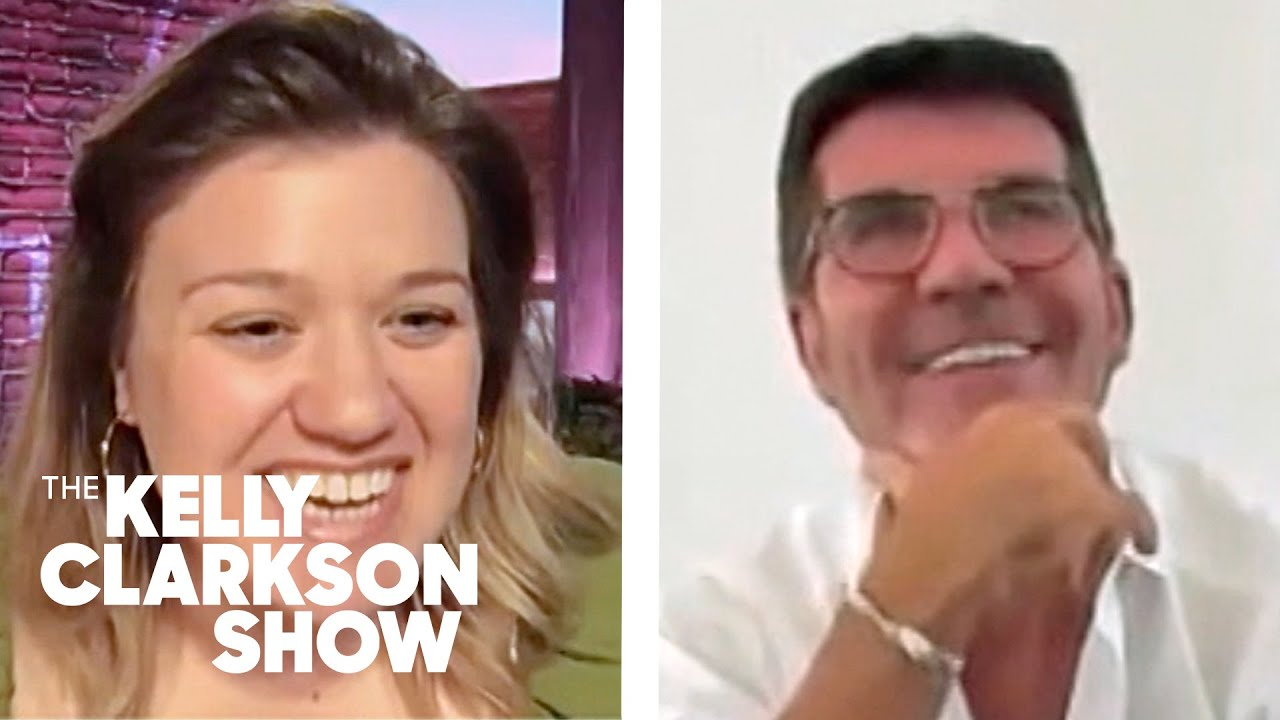 Simon Cowell & Kelly Can't Stop Judging Things IRL Since Becoming TV Judges