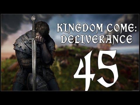 GRAVITY IS A BITCH - Kingdom Come: Deliverance - Ep.45!