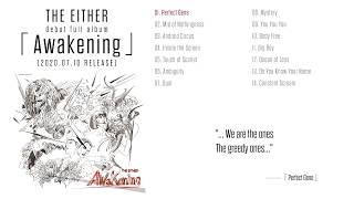 【PV】Debut Full Album『Awakening』All Tracks Preview_THE EITHER