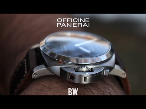 The Appeal Of Panerai - PAM01312 Review