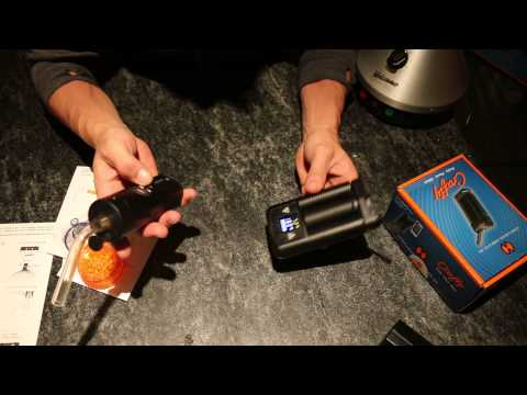 Mighty Vaporizer by Storz & Bickel TEST REVIEW DEUTSCH