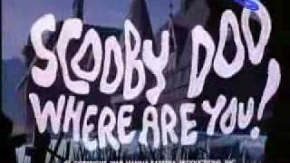 Scooby Doo english opening (1969)
