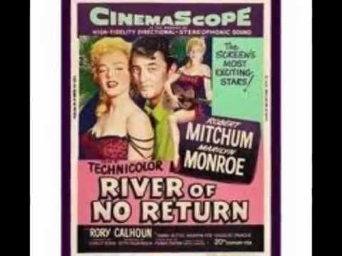Movie Theme: River Of No Return sung  Tex Williams