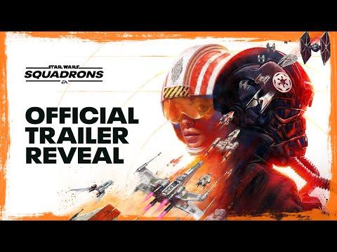 Star Wars : Squadrons, nouveau jeu de la franchise pour la fin d'année 2020 !