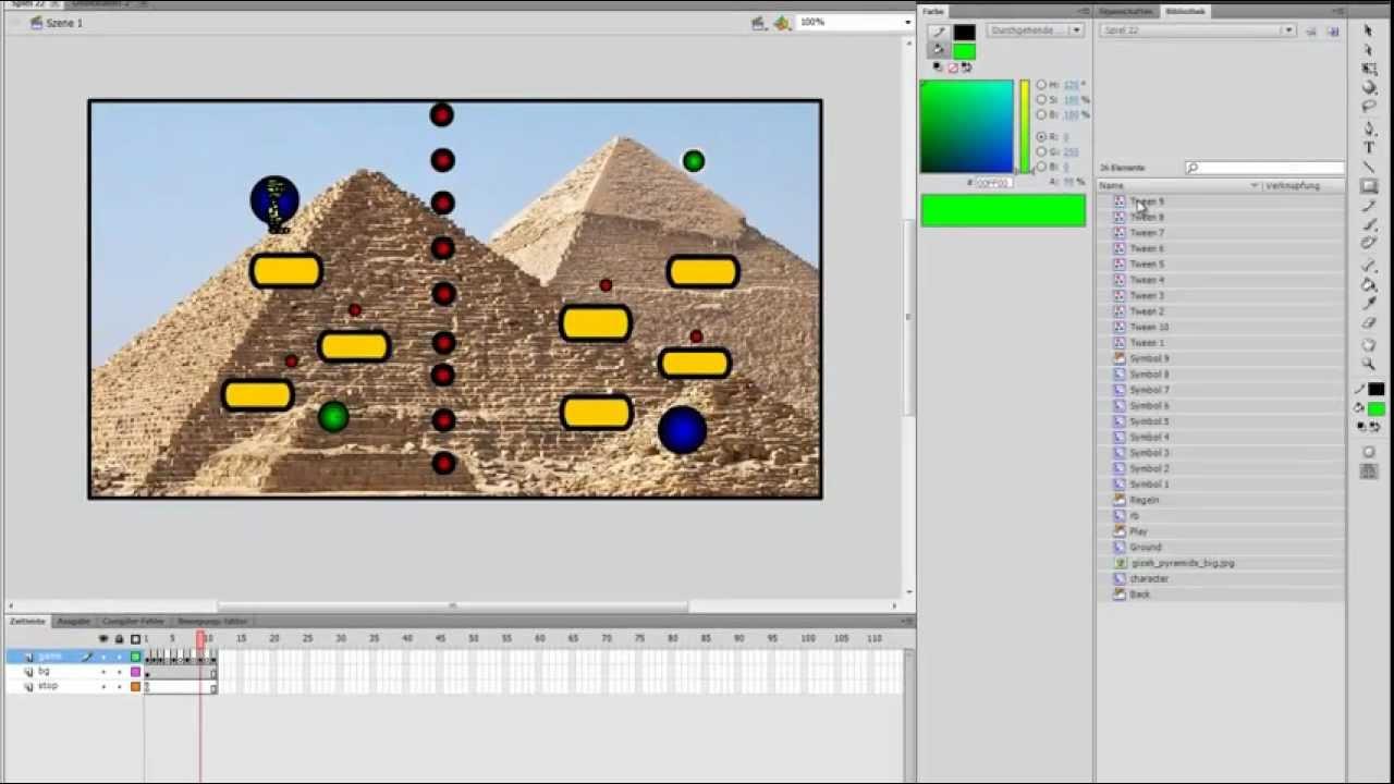 Video2brain flash spiele entwickeln