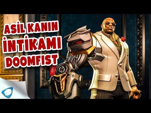 Kolsuz Doomfist Oynanışı - Overwatch