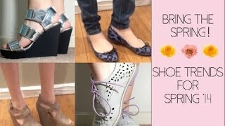 Bring the Spring: Spring shoe trends - Fueled By Fashion Thumbnail