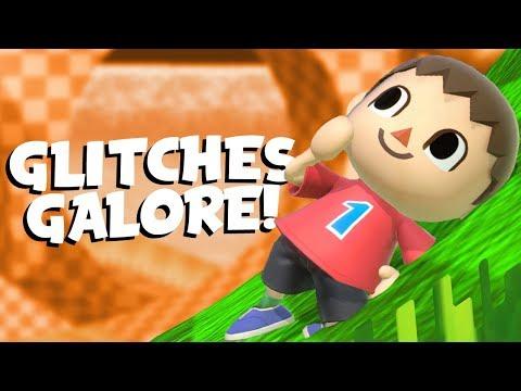 EVEN MORE Super Smash Bros. Ultimate Glitches! thumbnail