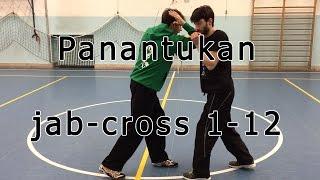 panantukan 1-12 su cross (attaccare le braccia dell'avversario) thumbnail