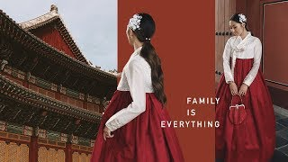 Family is Everything | Korea Vlog
